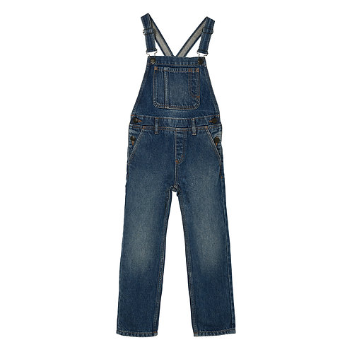 Worker loose fit overall