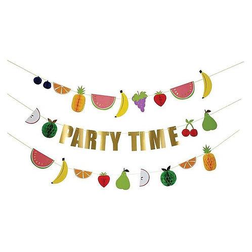 Fruit party theme