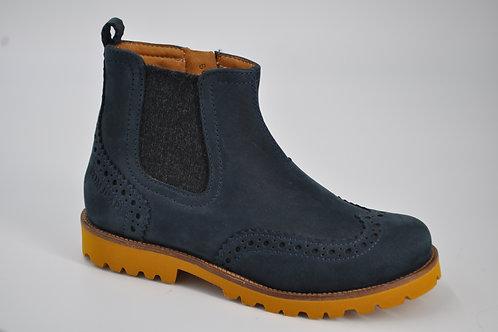 Roadster boots nubuck marine