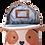 Thumbnail: Sac à dos maternelle chien