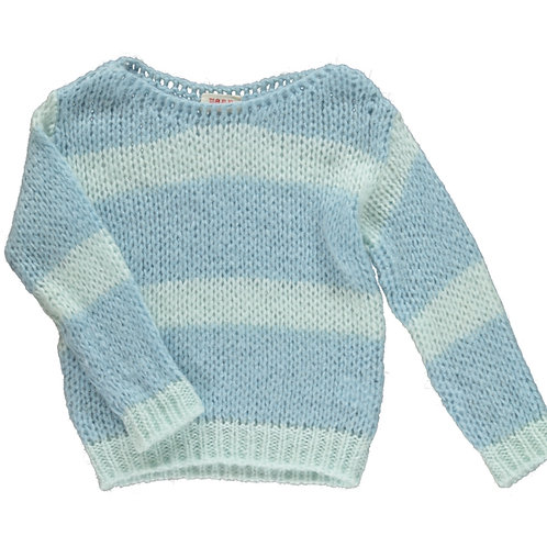 Angel knitted jumper