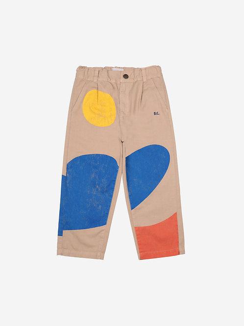 Landscape chino pants