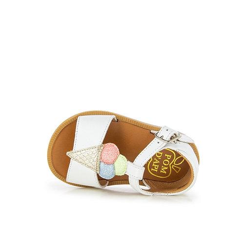 Sandal poppy ice cream