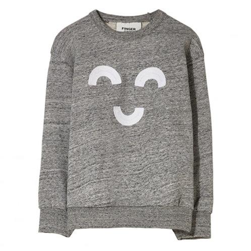 Wind loose sweater