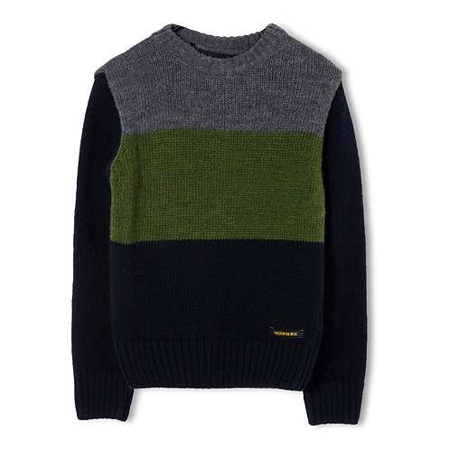 Kris knitted jumper