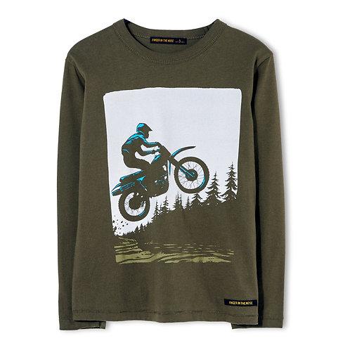 Nico moto t-shirt