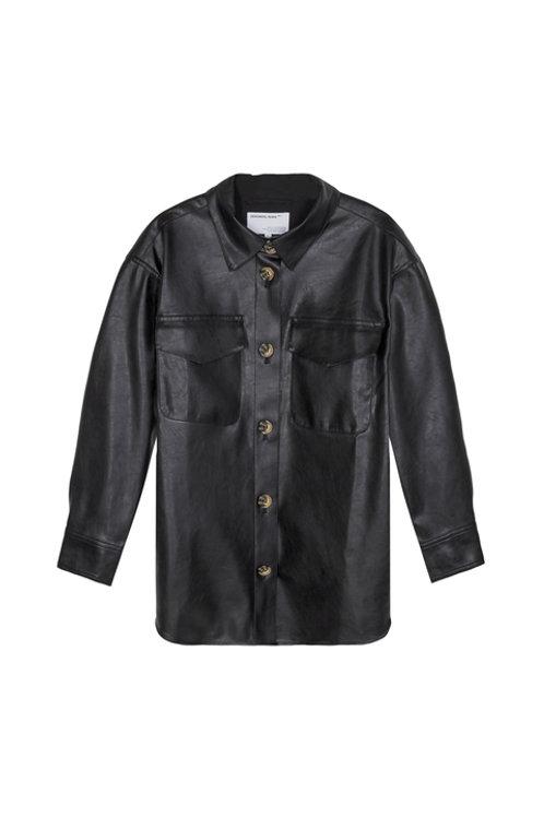 Marie shirt coat
