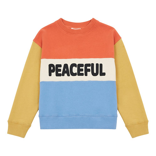 Peaceful jumper