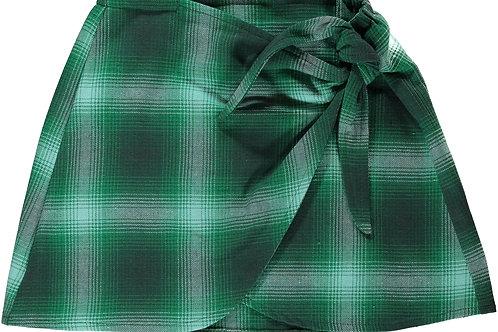 Cowboy woven skirt