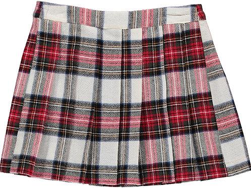 Crazy woven skirt