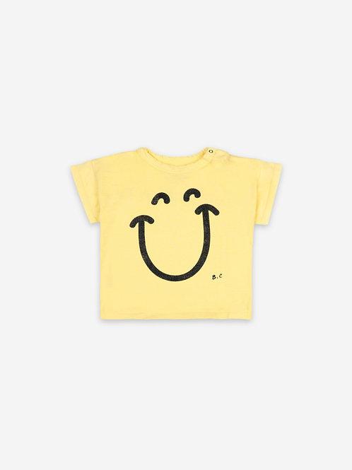 Big smile short sleeve t-shirt