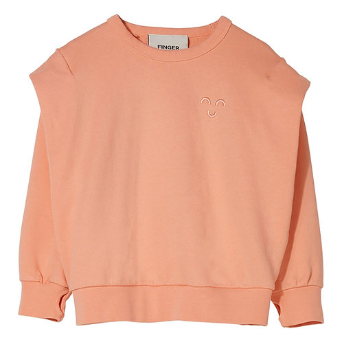 Carly rounded effect sweater