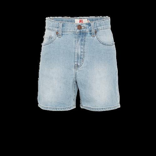 Mike denim 5-p shorts