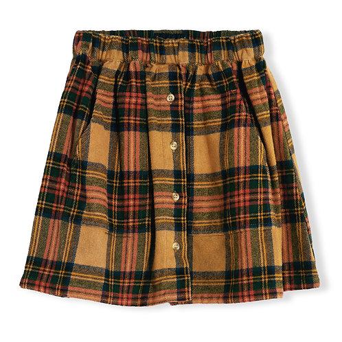 Ashby woven skirt