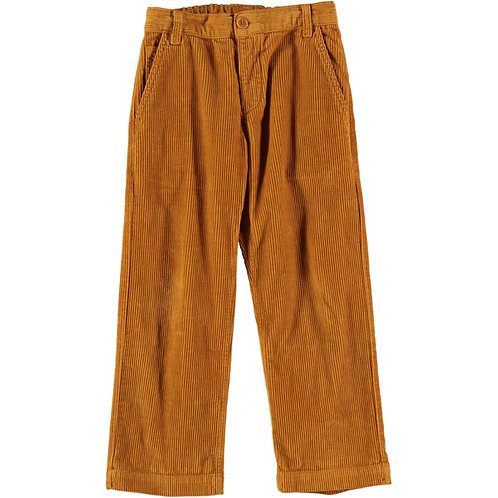 Turrel woven trousers