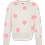 Thumbnail: C-neck sweater dots
