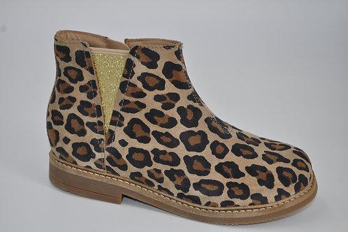 Retro boots safari/glitter nougat/platin