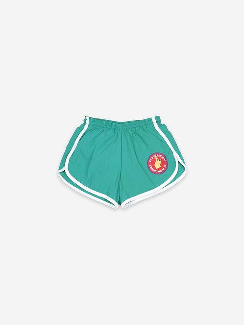 Fingers crossed swim shorts