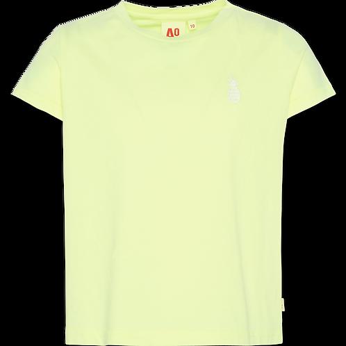T-shirt fluo pineapple/melon