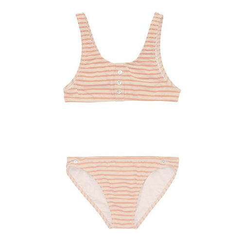 Salome stripes ballerina bikini