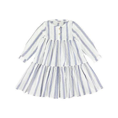 Hippie waldo white dress
