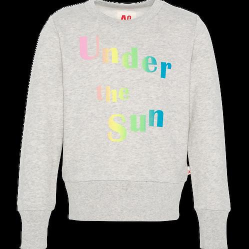C-neck sweater sun
