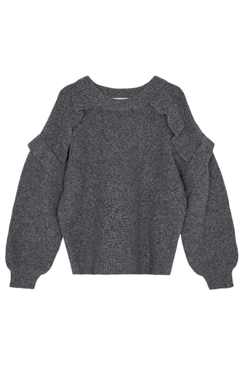 Silvia panel sweater