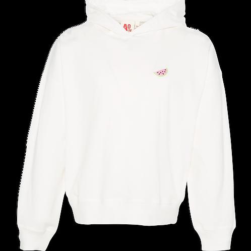 T-shirt hoodie melon