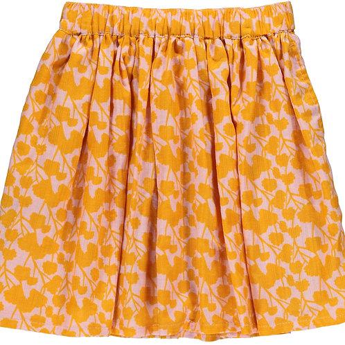 Missy woven skirt