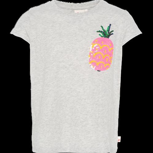 T-shirt c-neck pineapple