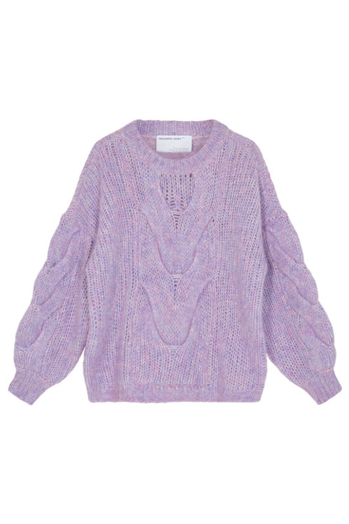 Antico cable sweater