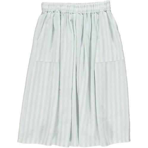 Muse woven long skirt