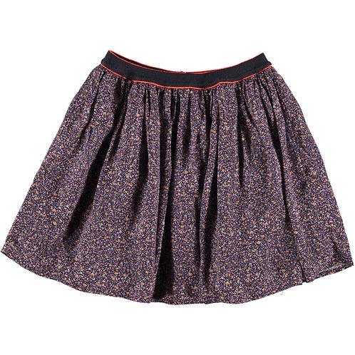 Ruscha woven skirt