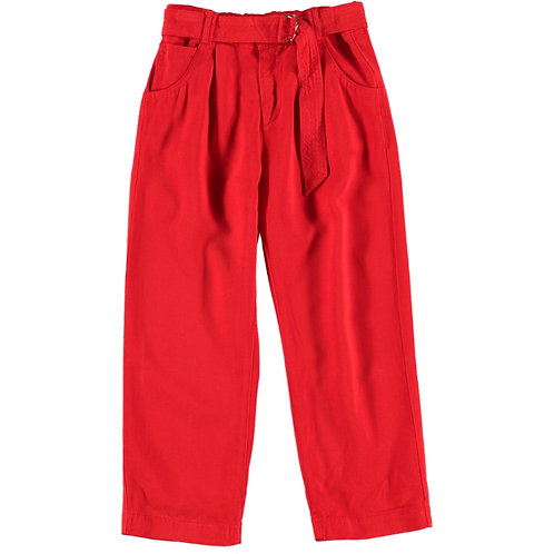 Tapies woven trousers