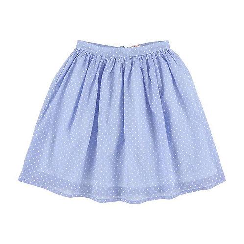 Nice thelma blue skirt