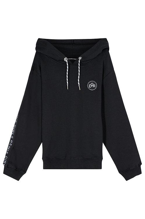 Parker logo hoodie