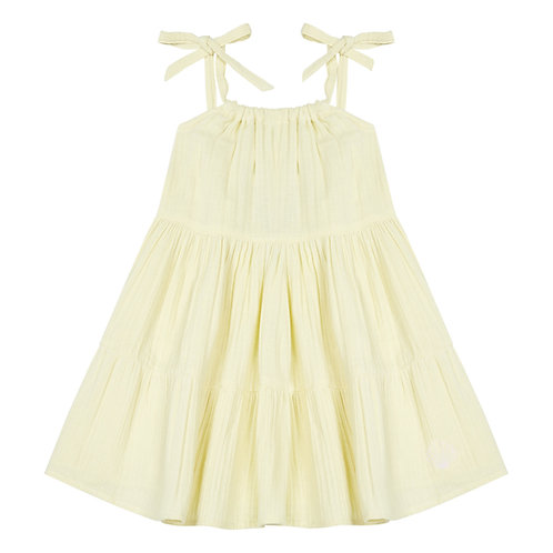 Cheesecloth dress