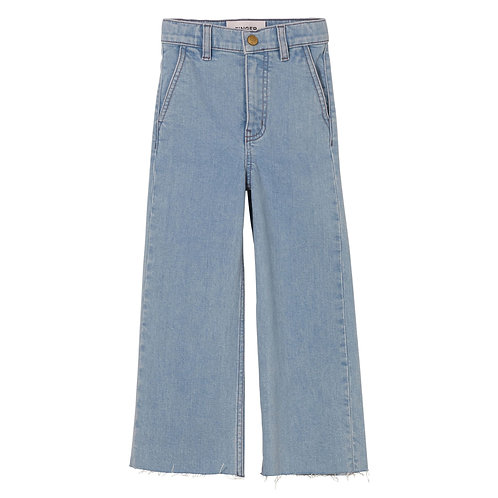 Charlie loose fit cropped jeans