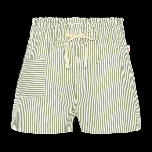 Lou olive shorts