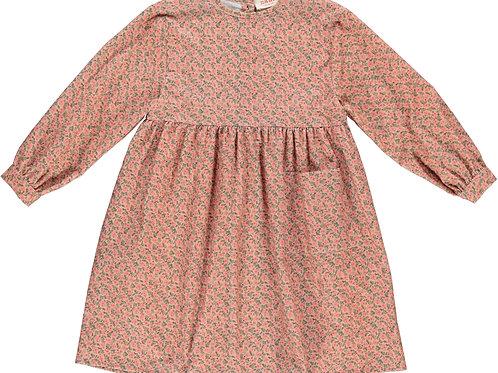 Polly woven dress
