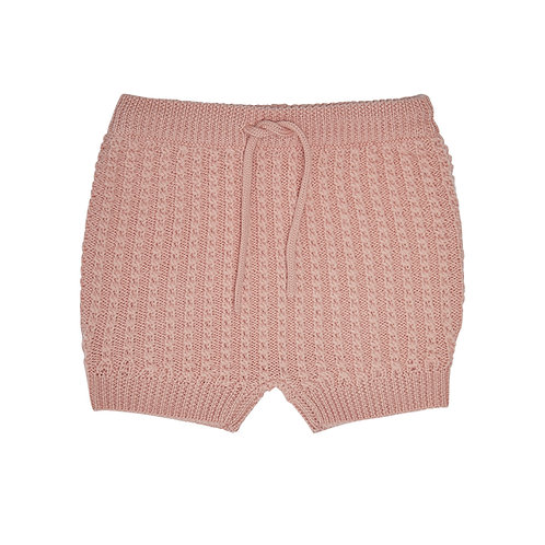 Baby cable bloomers