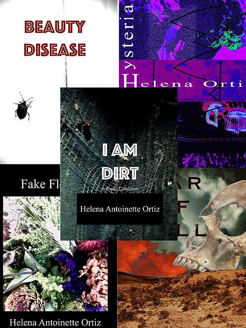 5 Poetry Collections, Vol. 1