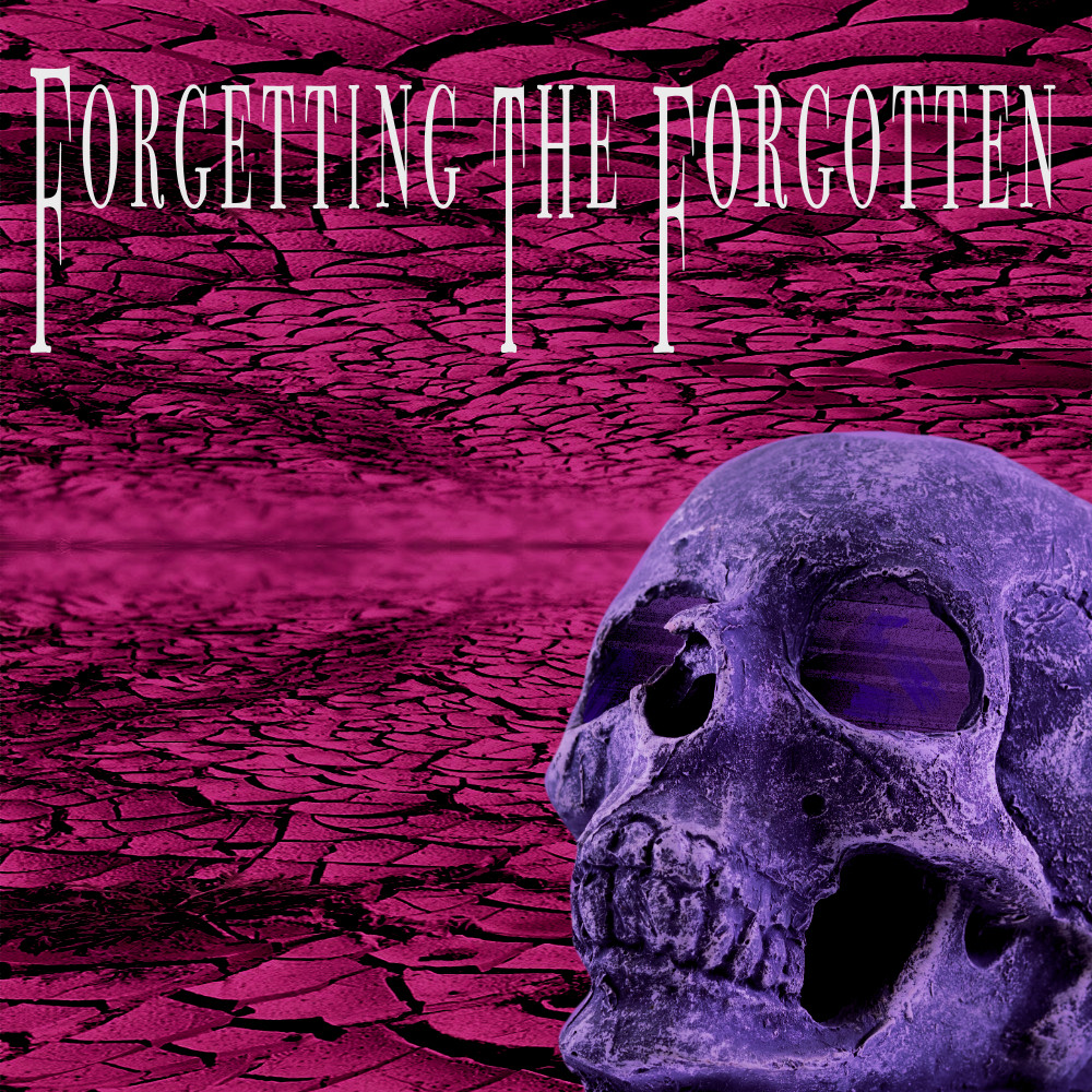 Friday's Tears | Music Single Cover | Cover for the three-song single Forgetting The Forgotten