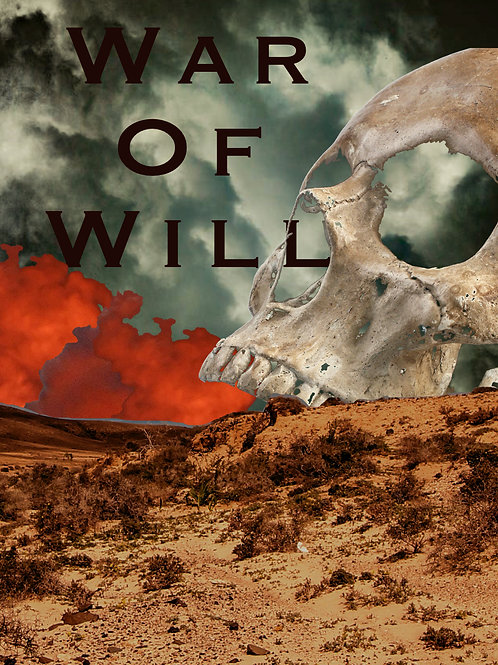 War Of Will | A Poetry Collection