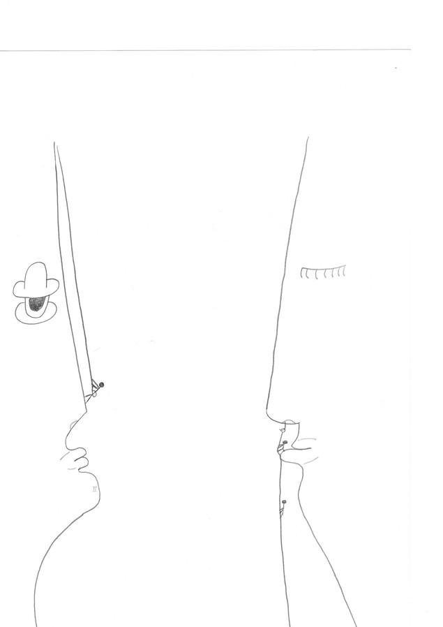 Escaladores de la nariz