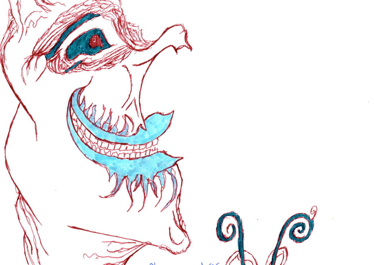 Buddy Blue Lips
