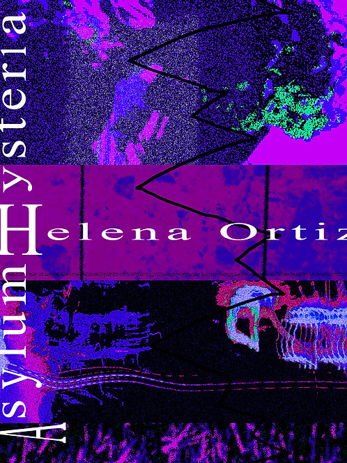 Asylum Hysteria | A Poetry Collection