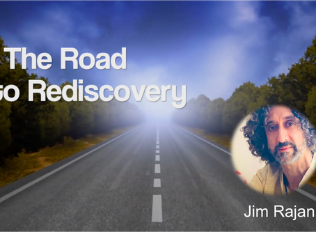 Transformation from within:  A chat with Jim Rajan