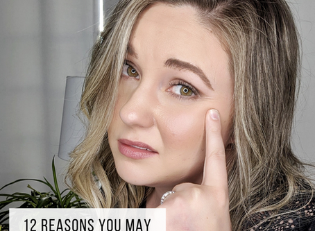 12 Reasons You May Be Breaking Out
