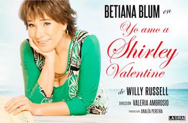 Yo amo a Shirley Valentine - 2015